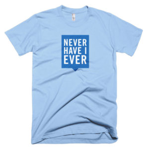 Never Have I Ever Logo T-shirt