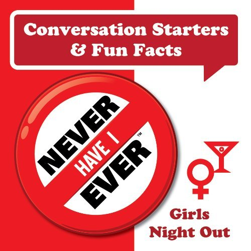 Never Have I Ever Conversation Starters - Girls Night Out Edition