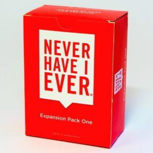 Never Have I Ever Expansion Pack One