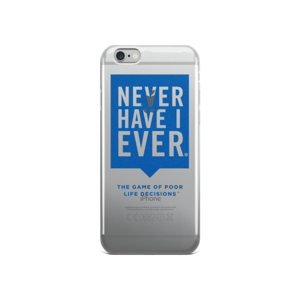 Never Have I Ever phone case